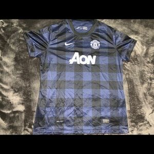 Nike Manchester United 2013 Size Yth L